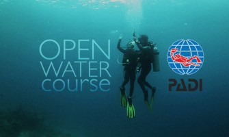 Becoming Open Water Diver