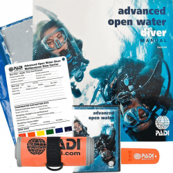 Advanced Open Water Ultimate Crewpak